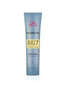 Wella Blondor Soft Blonde Creme 200g